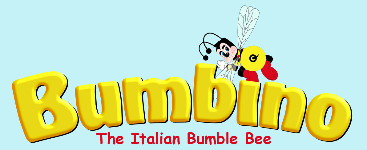 Bumbino, The Italian Bumble Bee